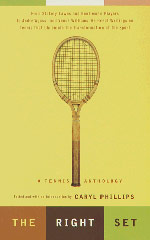The Right Set - A Tennis Anthology, 1999